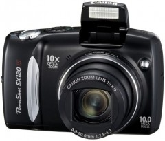 Canon PowerShot SX 120 IS